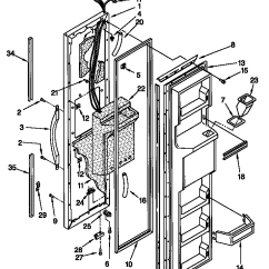 Kenmore 106 Refrigerator Parts Diagram 1999 Suzuki Hayabusa Wiring View 2 Additional Info Here.