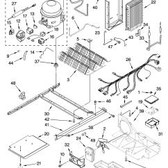 Kenmore 106 Refrigerator Parts Diagram 2016 Club Car Precedent Wiring Schematic Get Free