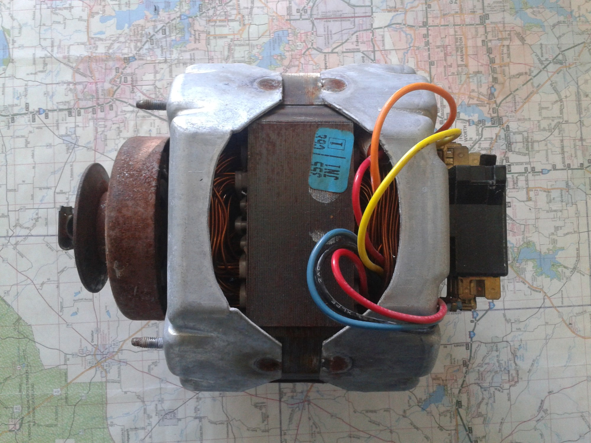 hight resolution of ge washer motor 5kh41jt18as