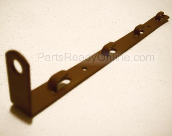 Bracket With Angle Rod Support For Adjule Crib Mattress Supports