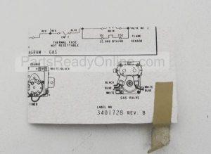 Whirlpool Dryer Electrical Diagram Model LER4634EQ0