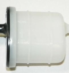 fuel filter water separator yamaha pwc 66v245600000  [ 1440 x 842 Pixel ]