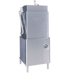 hobart am15t 2 extra tall electric dishwasher [ 900 x 900 Pixel ]
