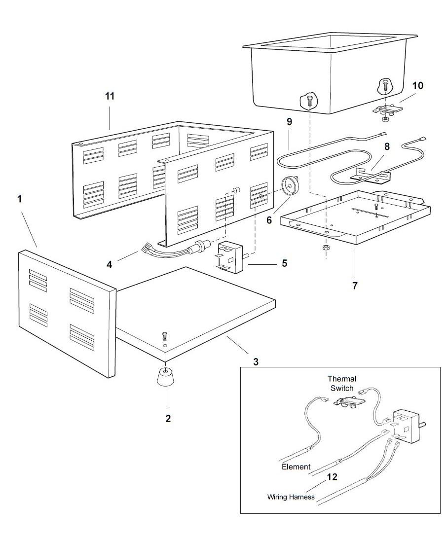 Hobart Oven Wiring Diagram