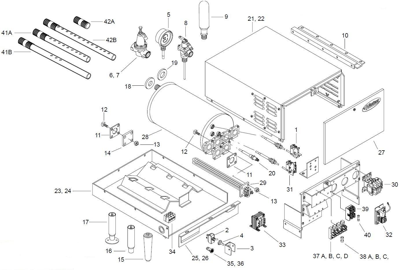 hight resolution of c 12 parts list