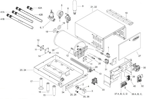 small resolution of c 12 parts list