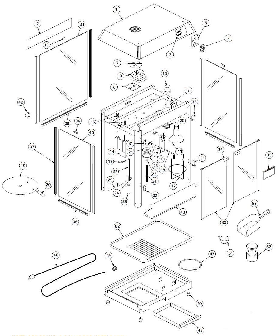 medium resolution of 39 a parts list