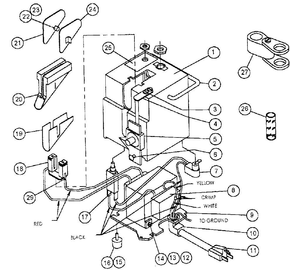 medium resolution of fat analyzer parts list