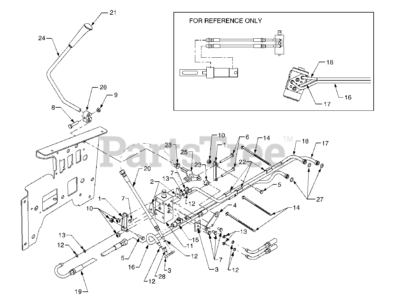 [DIAGRAM] Farmall Cub Hydraulic Parts Diagram FULL Version
