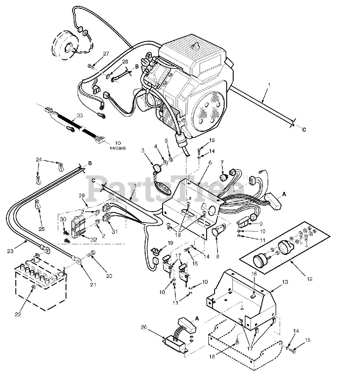 Scag Stt61v 21ch Lp