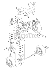 Cub Cadet parts and diagrams for Cub Cadet S-60 KH