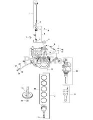 Cub Cadet parts and diagrams for Cub Cadet i1046