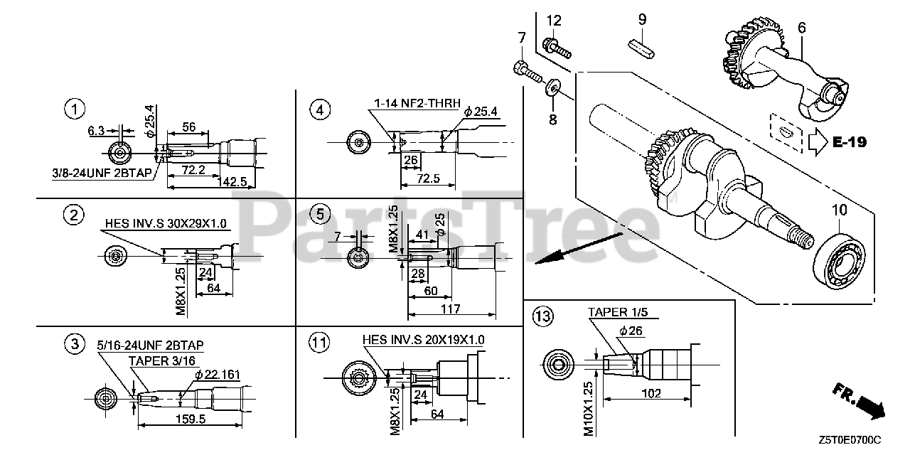Bestseller: Honda Gx390 Parts Manual Schematics