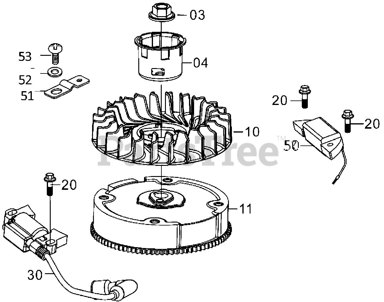 Subaru Robin Ea190vs Ea190v