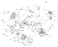 Generac parts and diagrams for Generac XG8000 (0061110