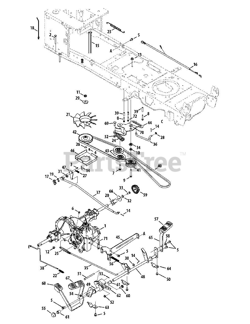 [DIAGRAM] Wiring Diagram For Cub Cadet Ltx 1050 FULL