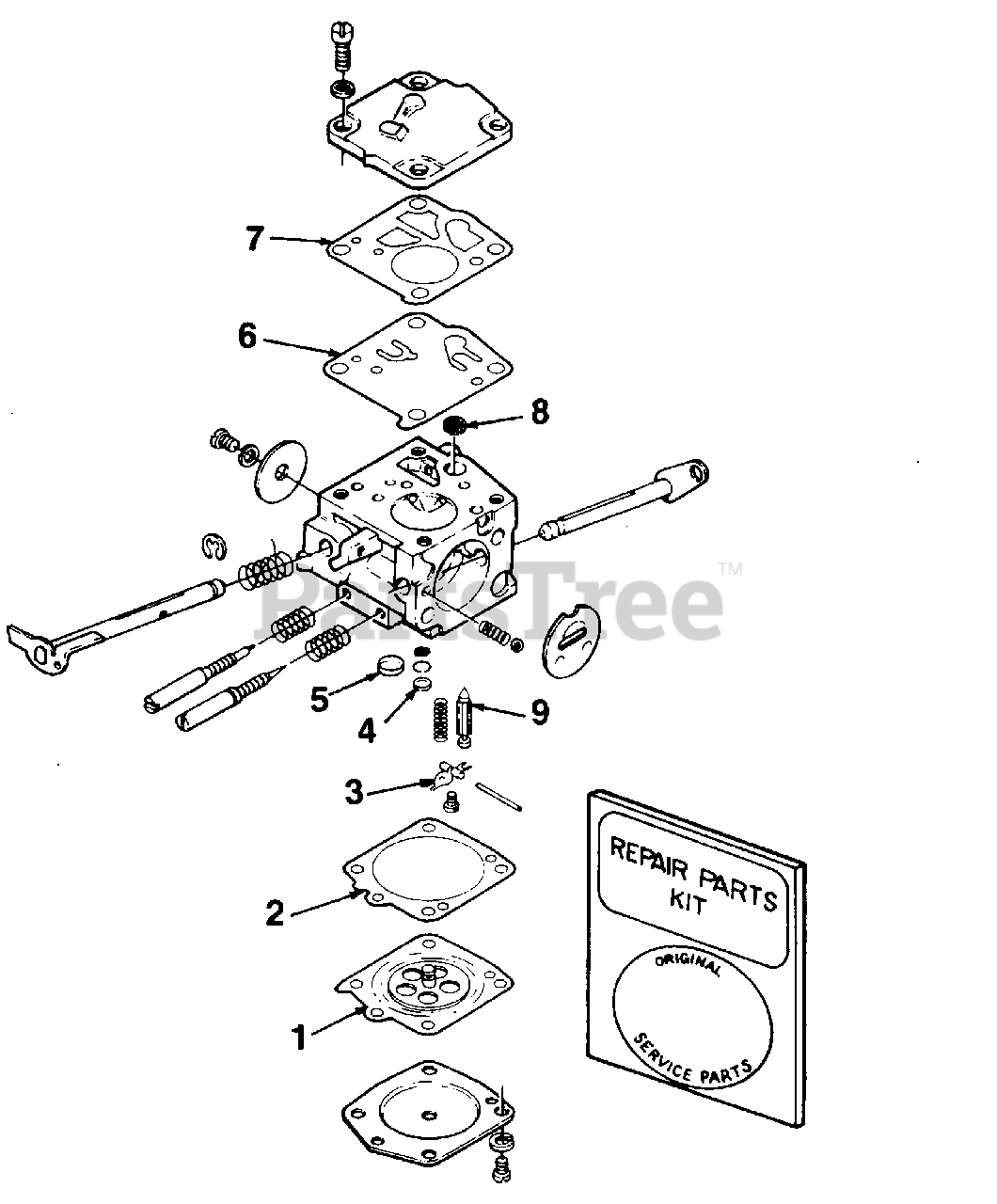 32 Homelite Xl Chainsaw Parts Diagram