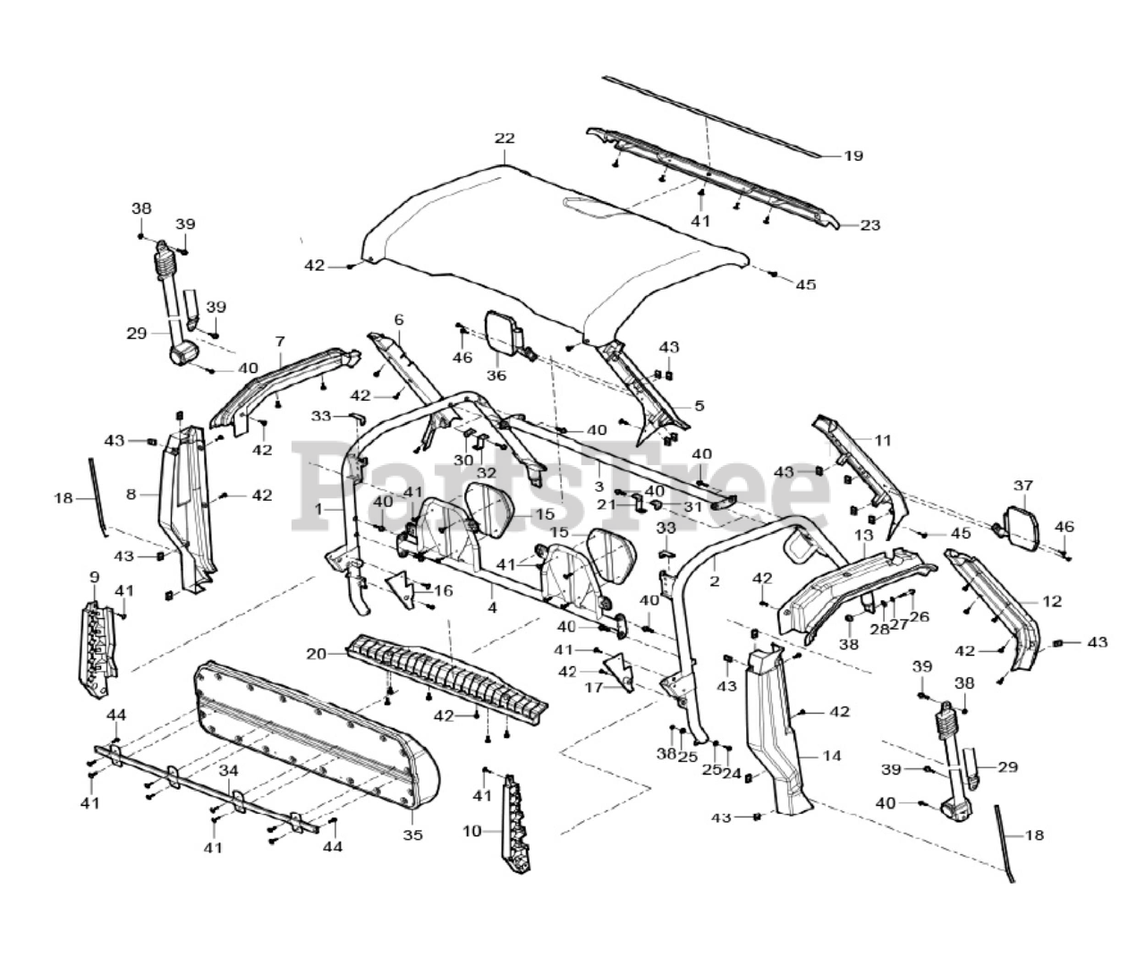 Diagram Cub Cadet Challenger Wiring Diagram Full Version