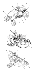 Allis-Chalmers parts and diagrams for Allis-Chalmers AC