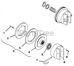 Gravely parts and diagrams for Gravely 38602 (8122