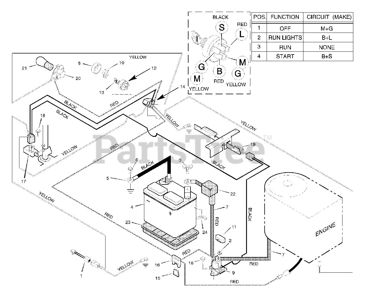 Murray X67a