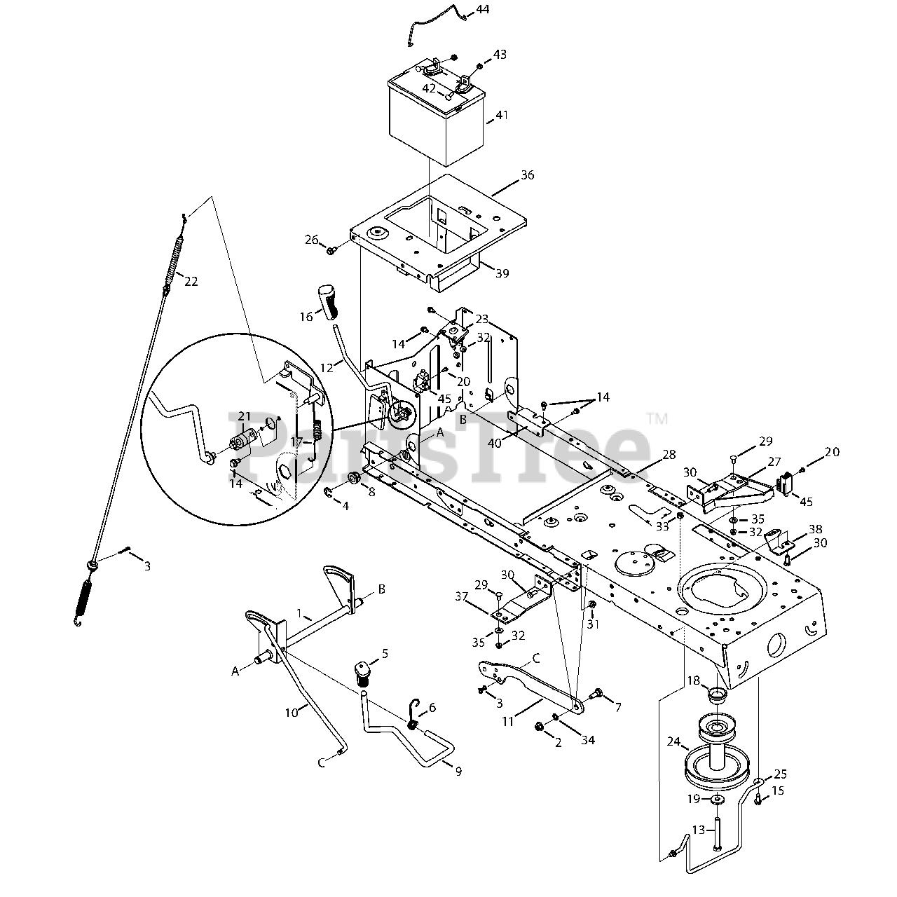 Craftsman 247 13ax79st099