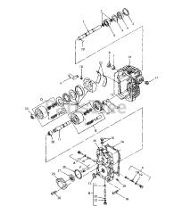 1440 Cub Cadet Engine Diagram