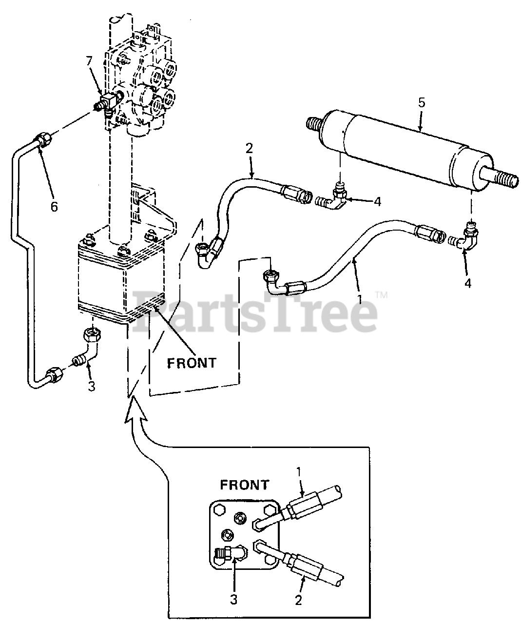 [DIAGRAM] Cub Cadet Steering Parts Diagram FULL Version HD