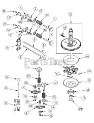 Cub Cadet parts and diagrams for Cub Cadet RZT-50