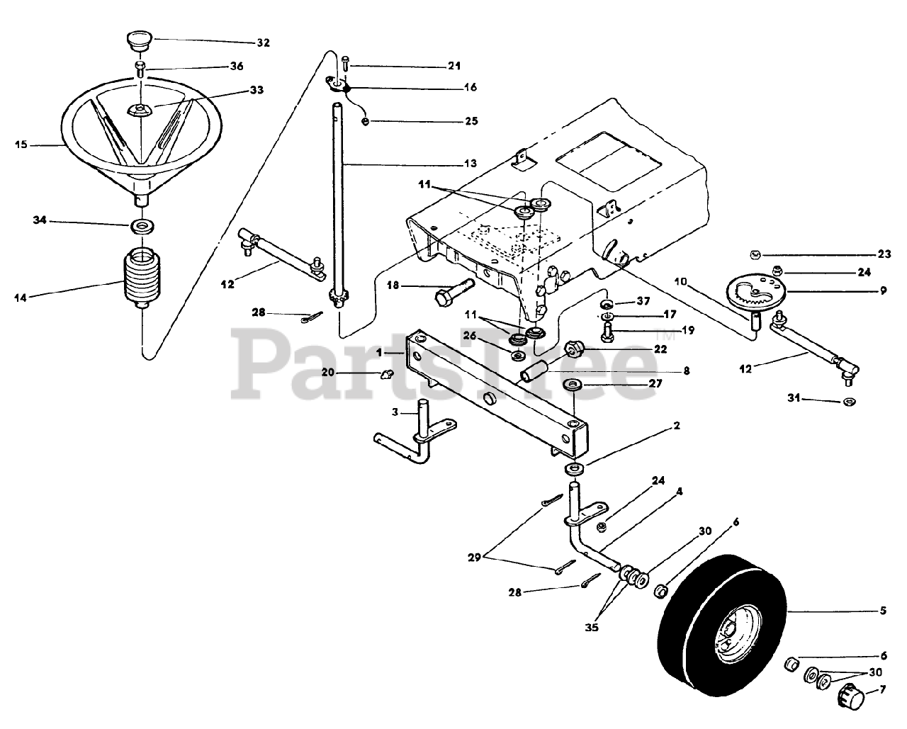 [DIAGRAM] Bad Boy Buggy Front End Parts Diagram FULL