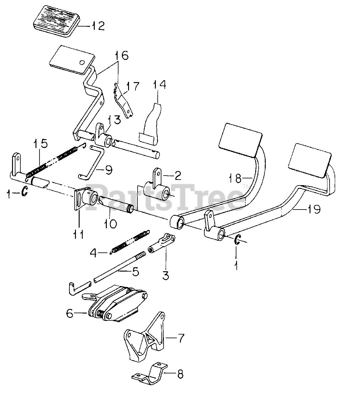 [DIAGRAM] Cub Cadet 129 Parts Diagram FULL Version HD