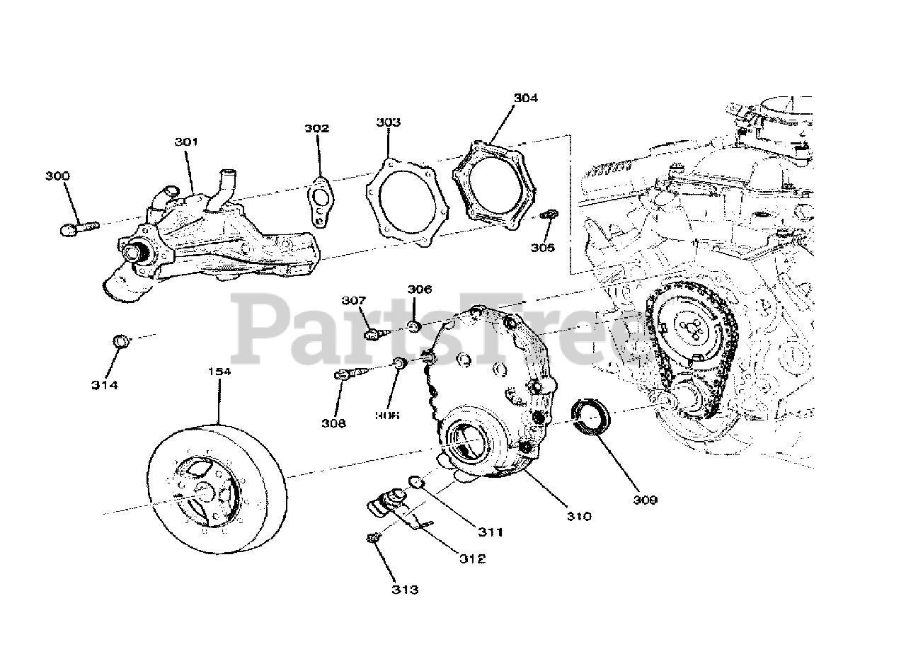 Wiring Database 2020: 27 Water Pump Parts Diagram