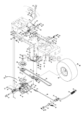 Craftsman parts and diagrams for Craftsman 247.289150