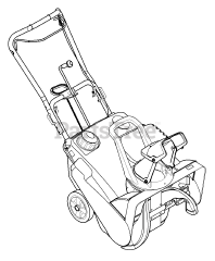 Ariens Parts on the Engine And Drive Diagram for 938017