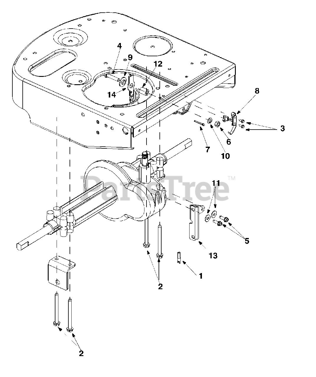Craftsman 247 13a 328 099