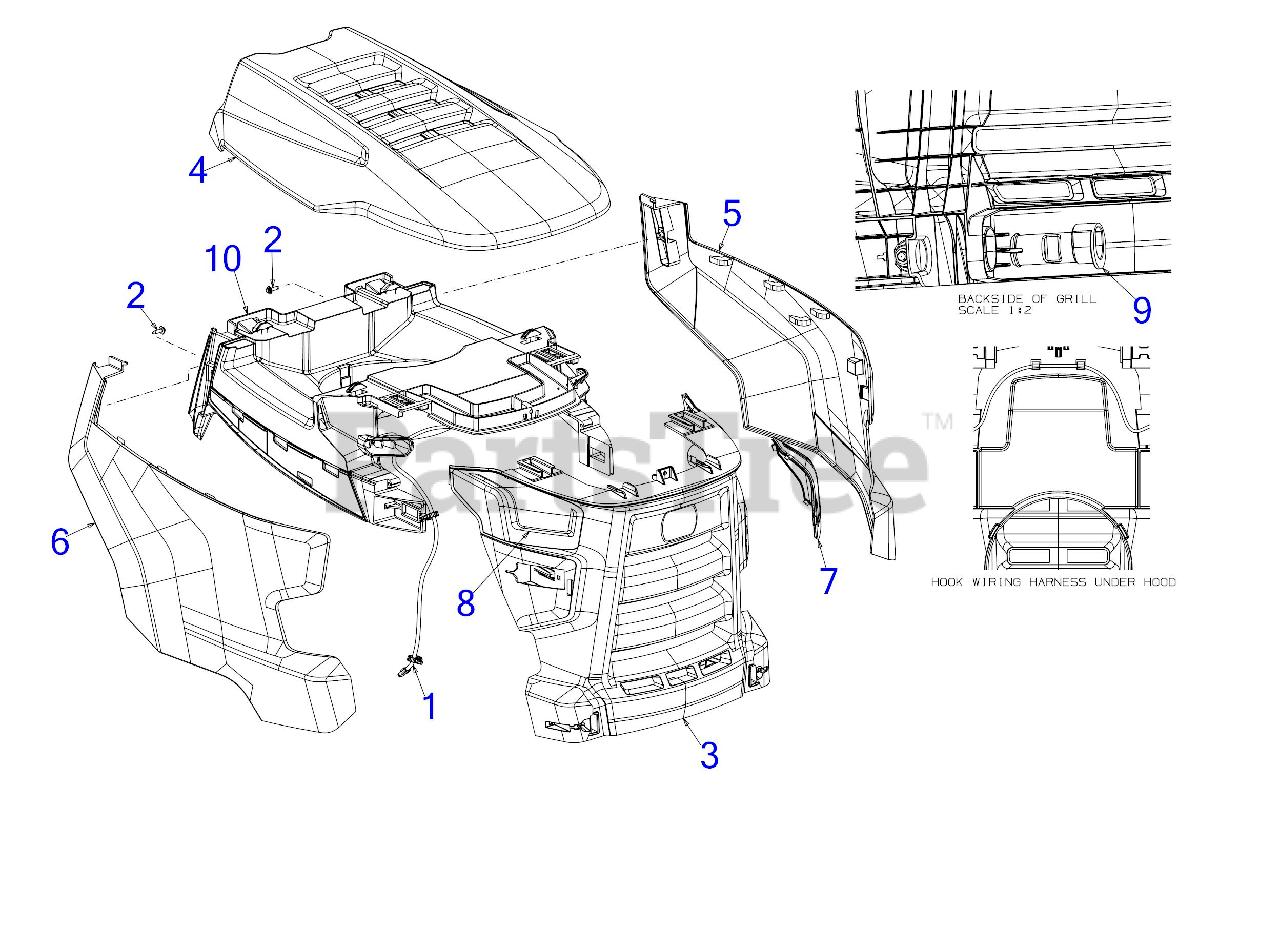 Cub Cadet Xt1 Lt42 Wiring Diagram
