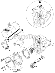 Gravely parts and diagrams for Gravely 985042 (5240