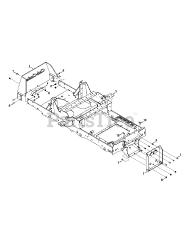 Cub Cadet parts and diagrams for Cub Cadet L60 KH