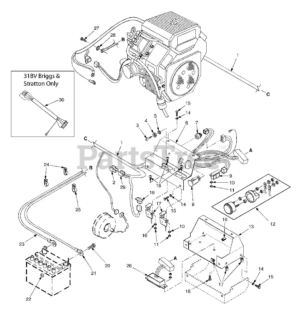 Scag Stt61a 27ch