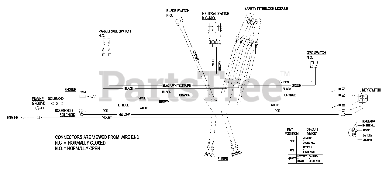 Exmark Turf Tracer Wiring Diagram Collection