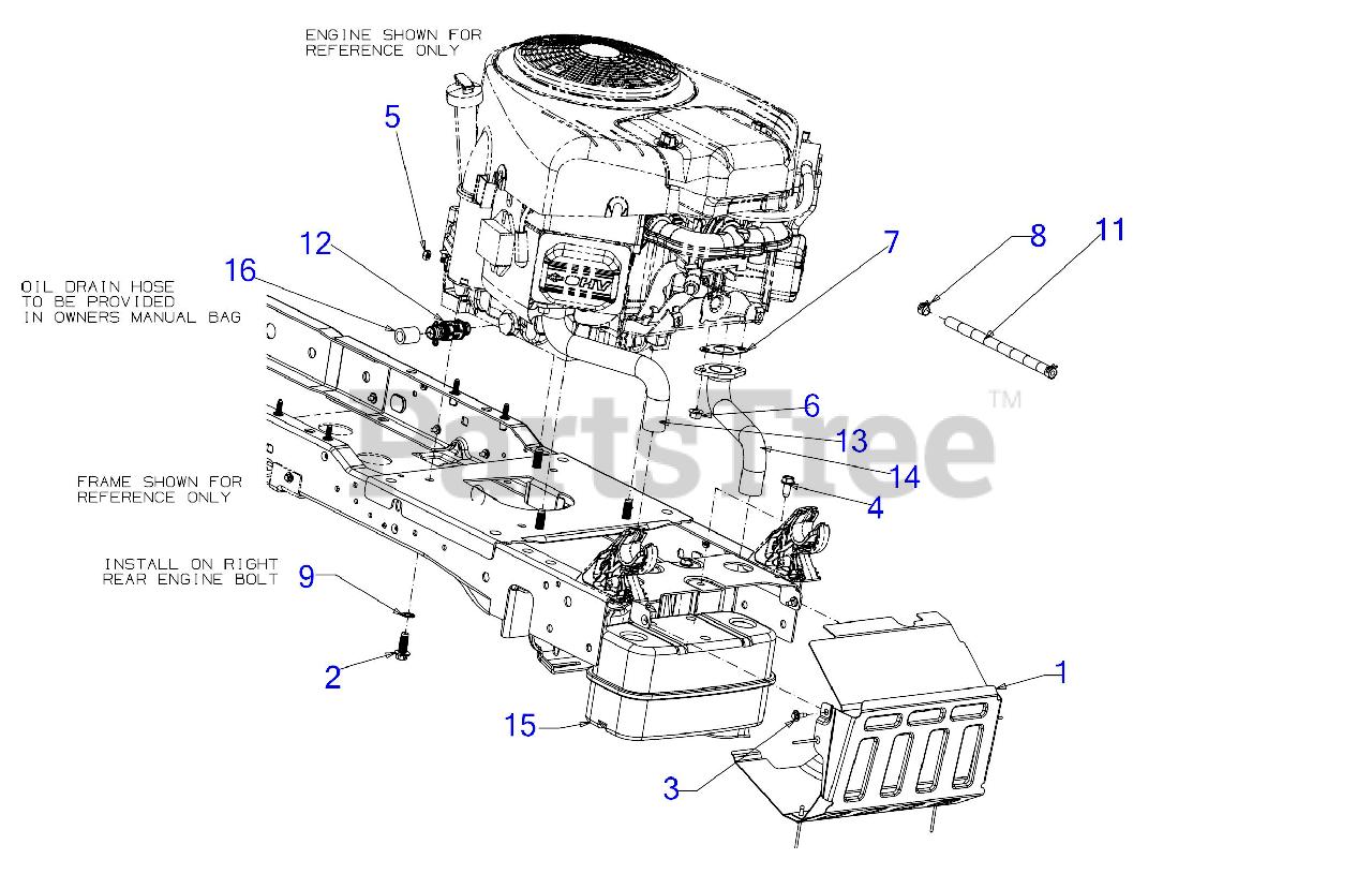 Craftsman 247 13ata1zt099