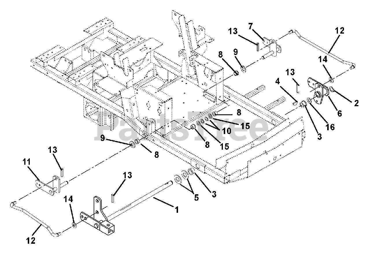 Gravely Pm 260z