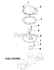 Cub Cadet parts and diagrams for Cub Cadet Volunteer 466