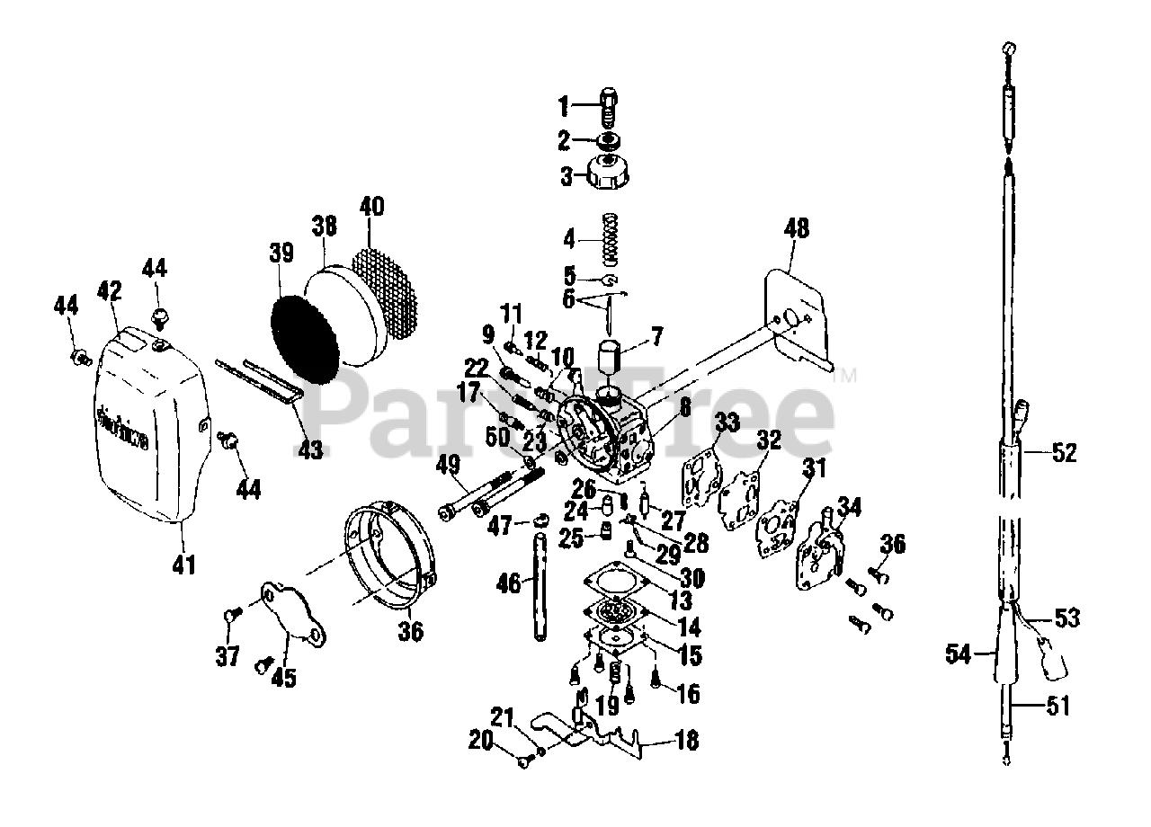 Shindaiwa B 40