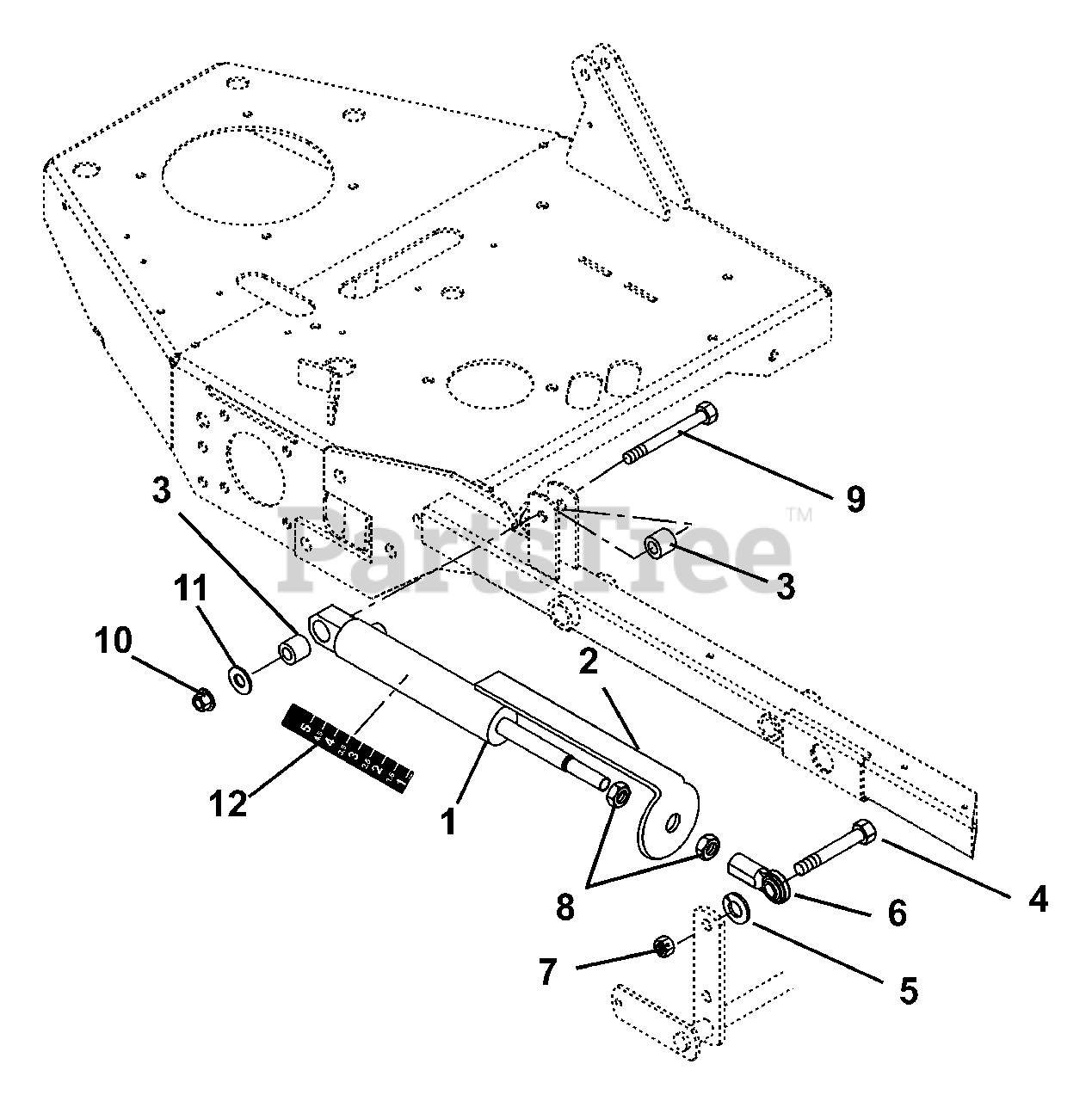 Gravely Pm 320