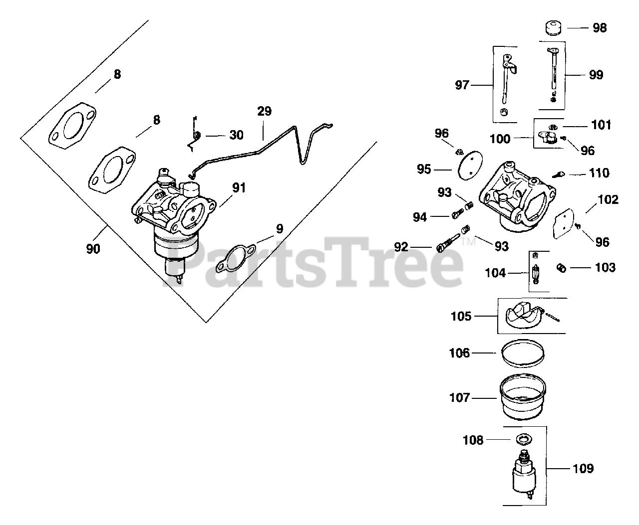 Kohler Cv12 5