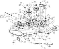 Craftsman parts and diagrams for Craftsman 247.273270