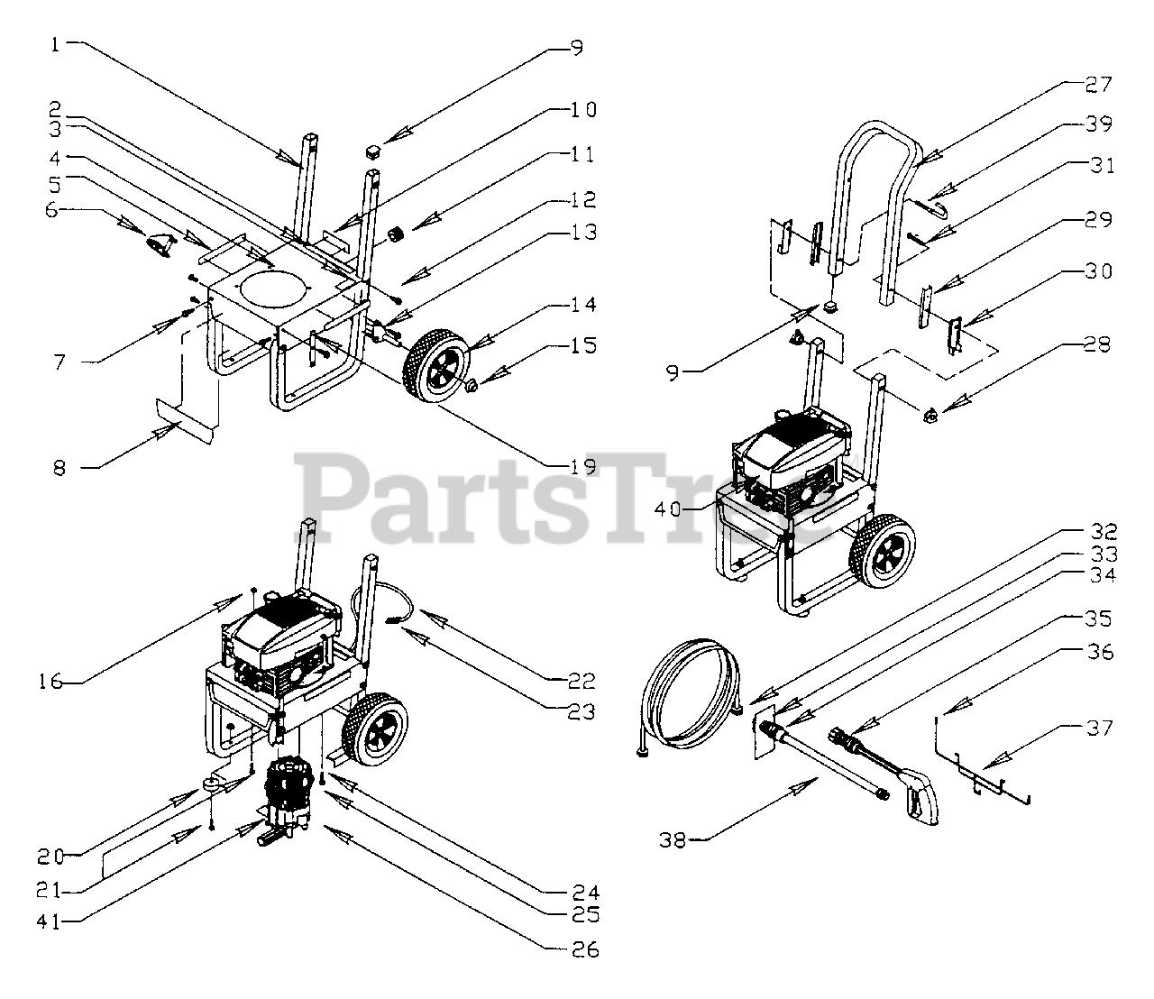 Craftsman 580 0