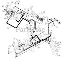 Cub Cadet parts and diagrams for Cub Cadet 2130 (134