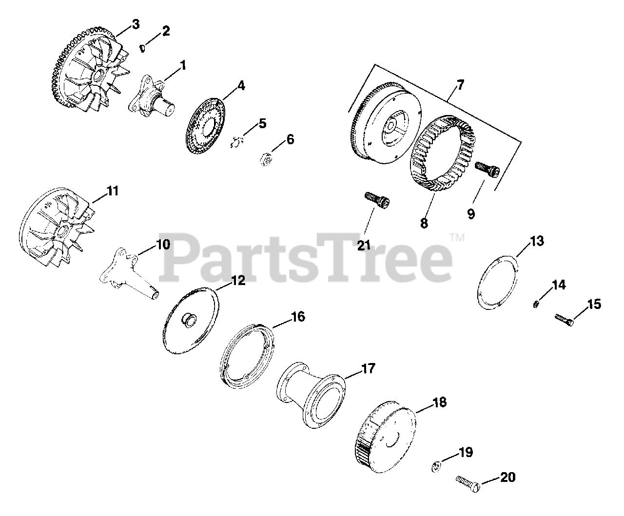 27 Kohler 23 Hp Engine Parts Diagram